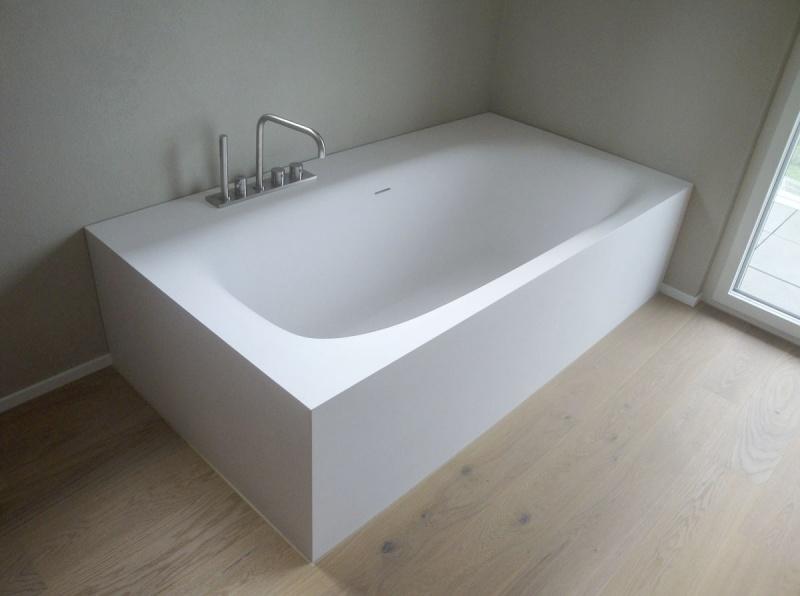 badewanne aus staron 3schreiner ag. Black Bedroom Furniture Sets. Home Design Ideas